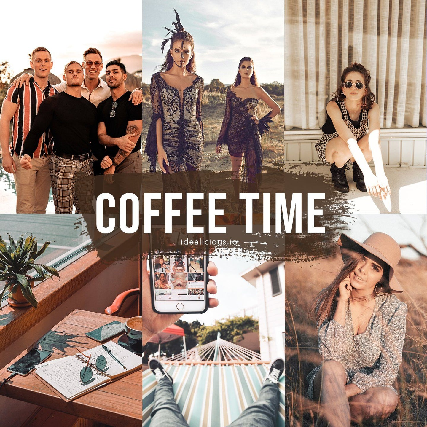 Coffee Time Collection