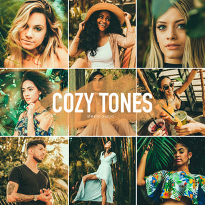Cozy Tones Collection