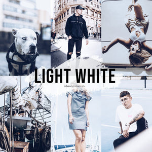 Light White Collection