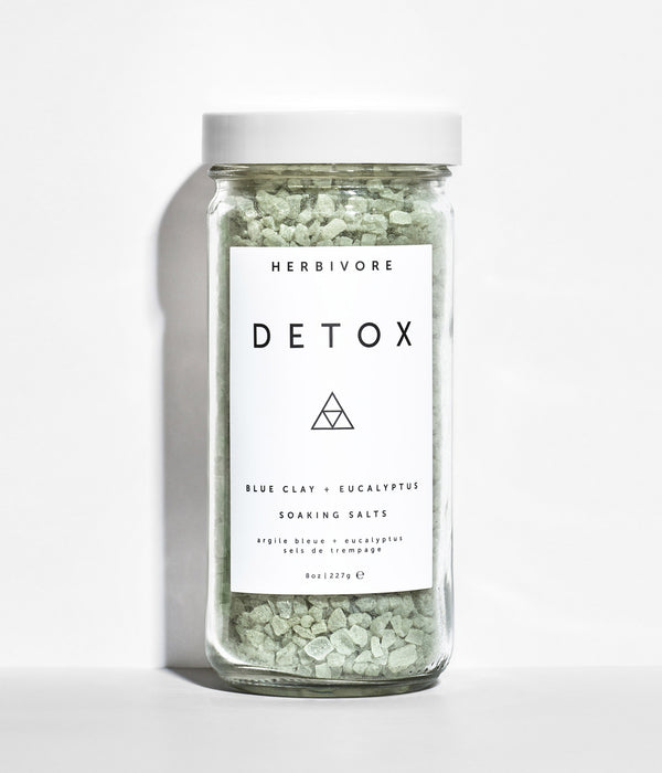 herbivore botanicals CALM SEA SALT - ユーカリ&ラベンダー