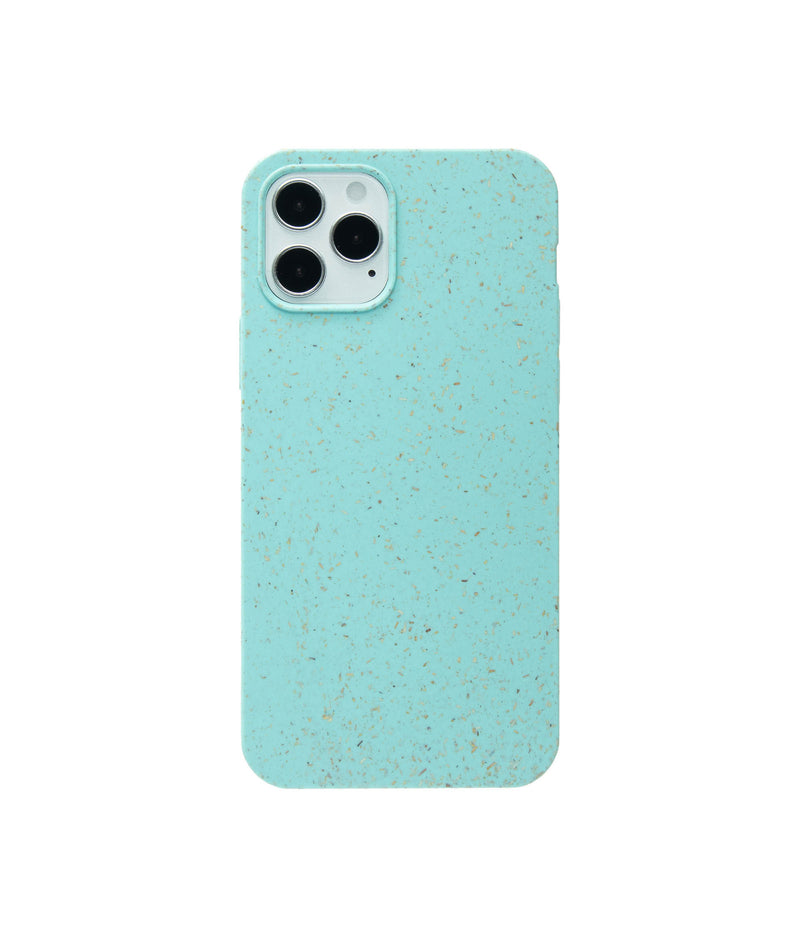 iPhone 12 case(ピューリストブルー)正面