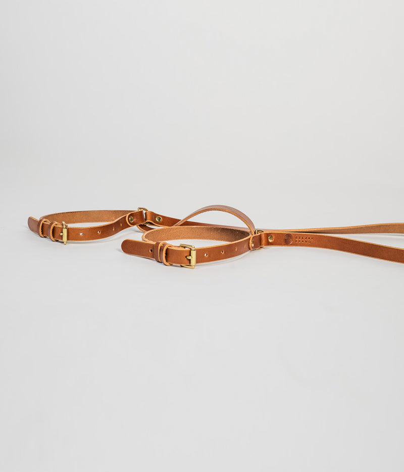 seljak Leather Blanket Strap 4