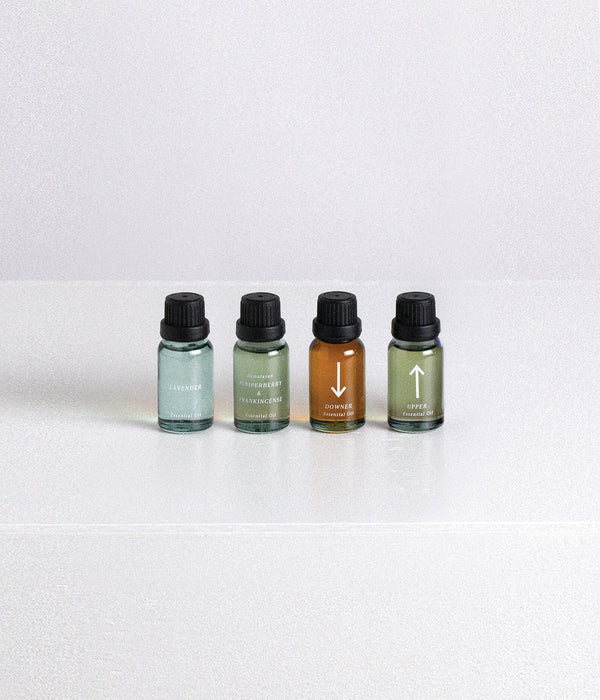 Australian Essential Oils - Upper 並び