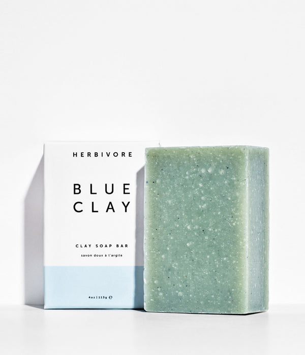 herbivore botanicals FACE&BODY SOAP - ブルークレイ