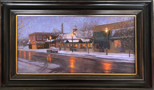 Jim Effler - Wyoming Pastry Shop
