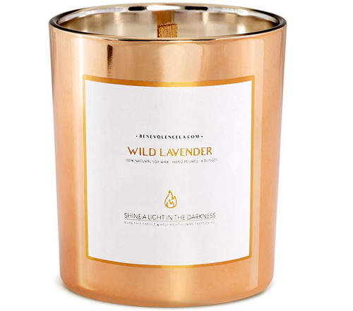 Wild Lavender Candle
