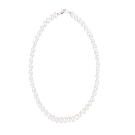 Perles 8mm necklace