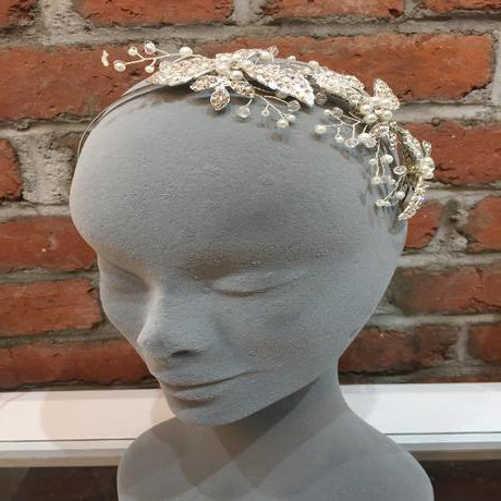 Triple Starflower Hairband