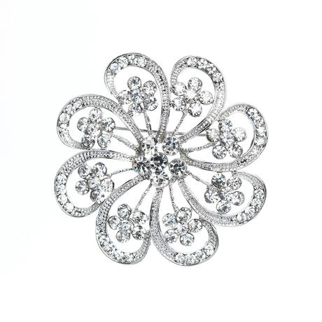 Milly brooch