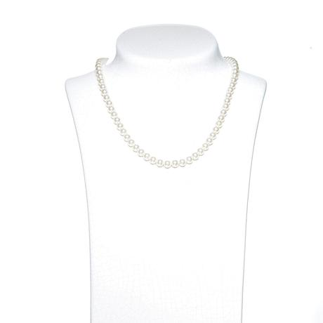 Perles 6mm necklace