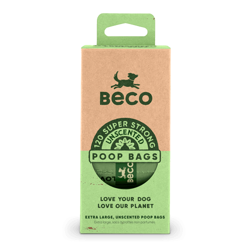 Large Poop Bags | Unscented | 120