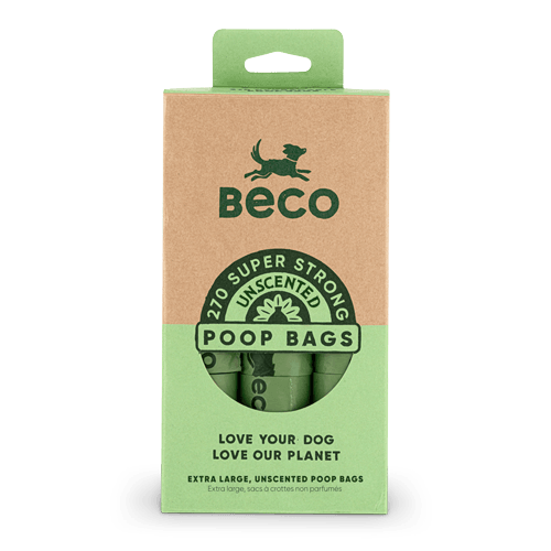 Large Poop Bags | Unscented | 270