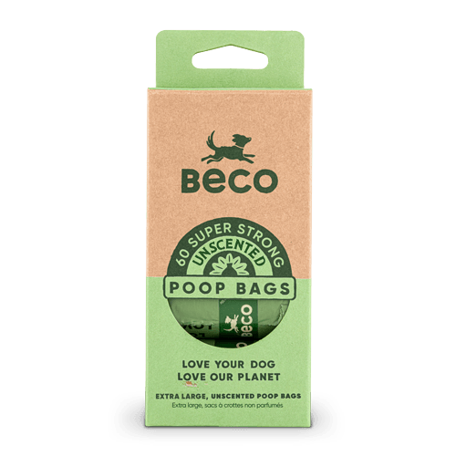 Large Poop Bags | Unscented | 60