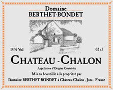 Berthet-Bondet Chateau Chalon 2005