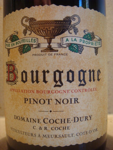 Coche-Dury Bourgogne Rouge 2015