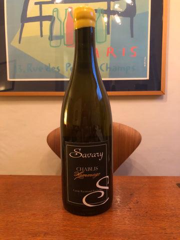Domaine Savary Chablis Hommage 2018