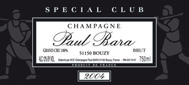 Paul Bara Brut Special Club 2006