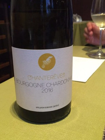 Chanterêves Bourgogne Blanc 2017