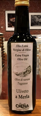 Punta Crena Extra Virgin Olive Oil 2016 (Liguria) 500ml