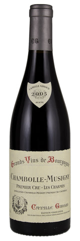 Giroud Chambolle-Musigny 1er Cru Les Charmes 2005