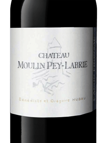 Chateau Moulin Pey-Labrie Canon-Fronsac 2010