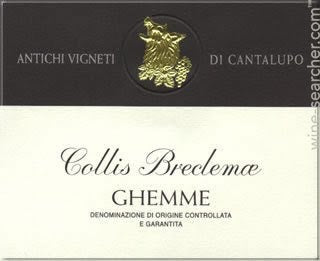 Cantalupo Ghemme Collis Breclemae 2005