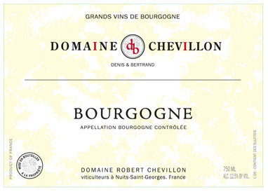 Robert Chevillon Bourgogne Passetoutgrains 2014