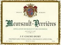 Coche-Dury Meursault-Perrieres 2016