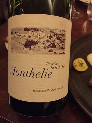 Domaine Roulot Monthelie 2015