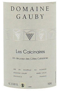 Domaine Gauby VdP Côtes Catalanes Blanc 2014