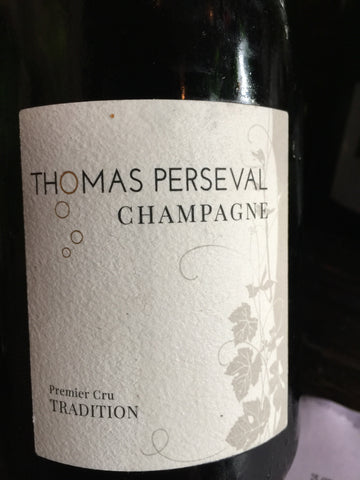 Thomas Perseval Extra Brut Tradition Premier Cru NV