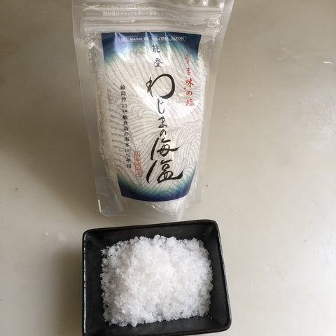 Wajima no Kaien - Japanese Sea Salt 200gr/7oz