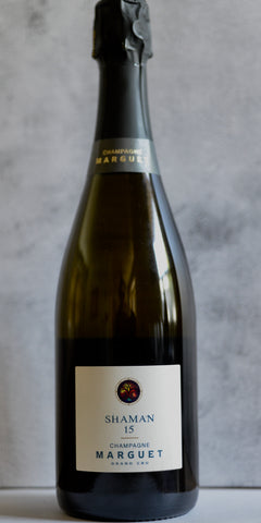 Marguet Grand Cru Brut Nature Shaman 2015