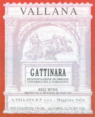 Vallana Gattinara 2008