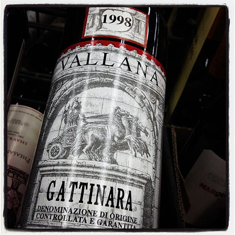 Vallana Gattinara 1998