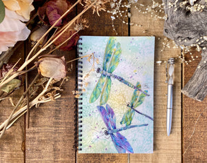 Journal Gift Set Springtime