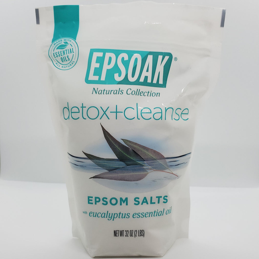 Detox and Cleanse Epsoak