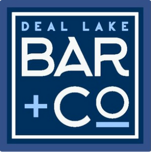 PRE-ORDER: Deal Lake Bar + Co. Custom Rubber Coasters