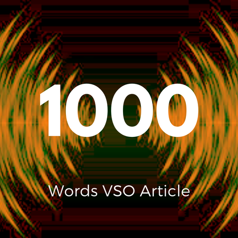 Voice Search Optimized 1000 Words Hand Written Article