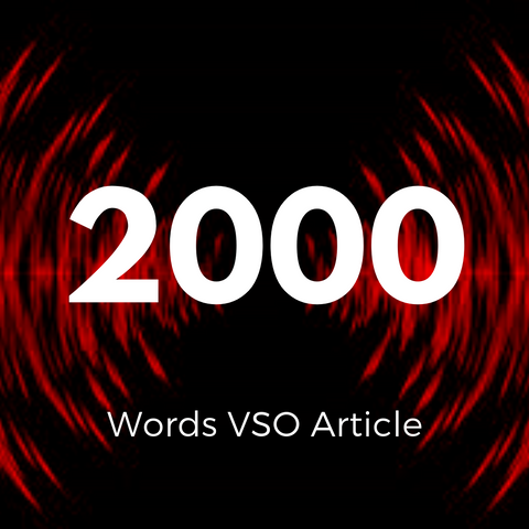 Voice Search Optimized 2000 Words Hand Written Article