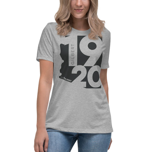 Gilbert Centennial Women's Relaxed T-Shirt
