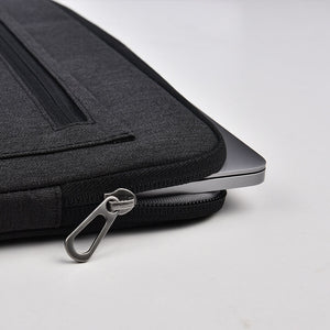 Pioneer Laptop Sleeve, WiWU Premium Water Resistant Shockproof Laptop Briefcase Bag Protective Carrying Bag Pouch