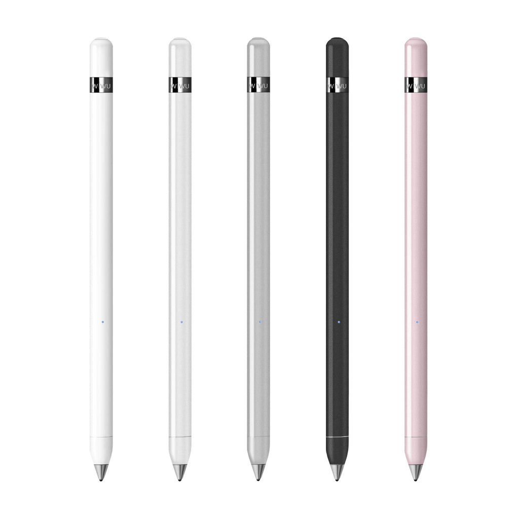 P301, WiWU top selling Active Stylus, with plastic  rechargeable fine tip for ipad, iphone, android universal touch screen