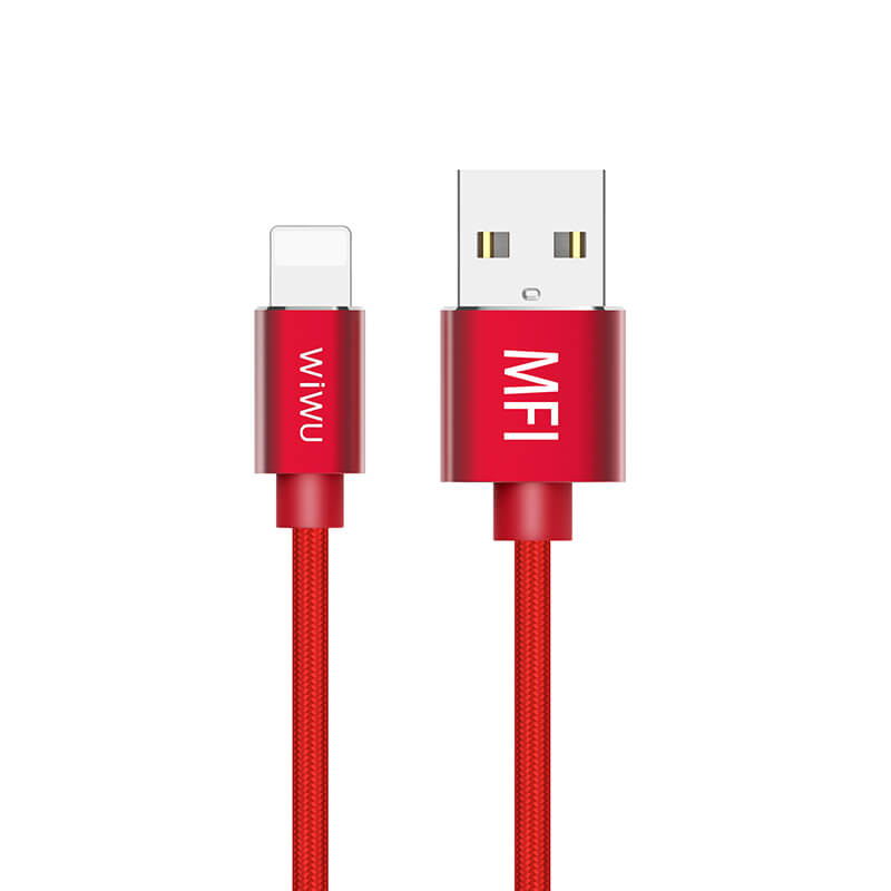 MFI WP201, cable lightning to USB
