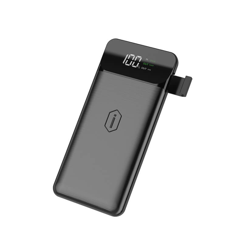 PD Power Bank W2, support wireless charging