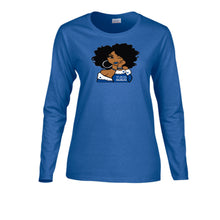 Load image into Gallery viewer, FinerWoman Style LongSleeve Graphic Tee