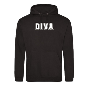 Diva Styles Hooded Sweater