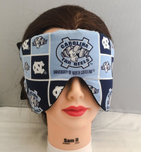 Load image into Gallery viewer, North Carolina College Travel Mask