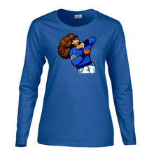 Load image into Gallery viewer, FinerWoman Swag Long-Sleeve Tee