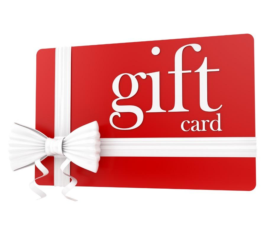 Physical Gift Card - IN-STORE USE ONLY - Christines Upscale Resale